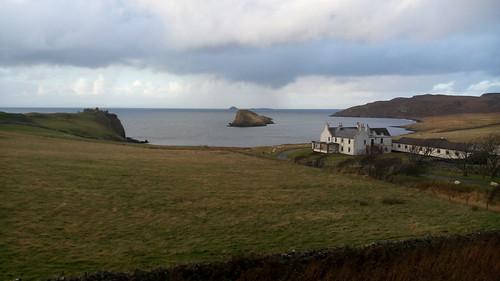 Visite de l'Île de Skye, Écosse