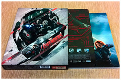 Avengers Age of Ultron Nova Exclusive (PAgnistikov) Tags: fullslip steelbook novamnm