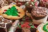 Christmas Delights (amarilloladi) Tags: treats holidays christmas 7dwf desserts dessert goodies sweets 2016christmasmacros