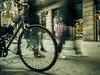 Another day in the city (David Cucalón) Tags: davidcucalon cucalon longexposure largaexposición streetphotography fotografiacallejera calles streets bicicleta barcelona bicycle