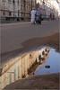 togetherness, siddhpur (nevil zaveri (thank you for 10 million+ views :)) Tags: zaveri bohra vohra muslim navsari gujrat india images stockimages man men gujarat nevil nevilzaveri dawoodi photography photographer photos blog photograph photographs stock photo people exterior street heritage architecture haveli facade puddle reflection woman women couple husband wife sunlit