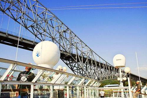 Bridge of the Americas OR Puente de las Américas OR Thatcher Ferry Bridge - Panama 24