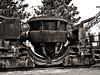In an old steel factory (diarnst) Tags: outdoor stahlwerk steelfactory wagon waggon lapadu duisburg thyssenkrupp transportbehälter