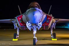 The Mighty Golden Eagle!! (xnir) Tags: f35 f35i adir aviation israel israelairforce goldeneagle nir nirbenyosef xnir iad idf lockheedmartin