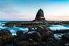 Pulpit Rock at Cape Schanck, Mornington Peninsula, Melbourne, Australia (vimalaphotography) Tags: nature volcanic rocks melbourne australia capeshanck sunset