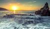 El pescador de Azkorri 1 (juan luis olaeta) Tags: canon canoneos60d sigma1020 panoramicas landscape nature naturaleza olas olatuak itxasoa mar contraluz sedas ondartza playas largaexposicion azkorri cantabrico uribekosta bizkaia paisvasco euskalherria basquecountry