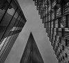 3 in 1 (Matthew Johnson1) Tags: london city futurecity lookingup structure building blackandwhite england angles architecture