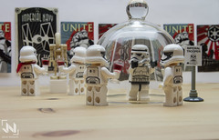 Museo Imperial (Juldavs) Tags: 52x2017 lego starwars stormtrooper toy toyphotography toys