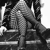 INSPIRATION TO HELMUT NEWTON (ambrafederici) Tags: contrast black white my passion photography street pinup fashion inspiration model vogue beaty
