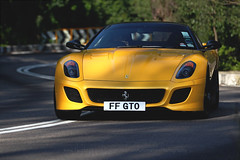 Ferrari, 599 GTO, Shek O, Hong Kong (Daryl Chapman Photography) Tags: ffgto ferrari 599 gto yellow sheko 1d mkiv car cars auto autos automobile canon eos is ii 70200l f28 road engine power nice wheels rims hongkong china sar drive drivers driving fast grip photoshop cs6 windows darylchapman automotive photography hk hkg bhp horsepower brakes gas fuel petrol topgear headlights worldcars daryl chapman darylchapmanphotography