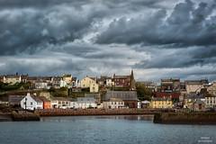 Harbor Village (Peeblespair) Tags: cumbria england travel britain maryport harbor village charming storybook