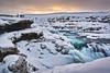 Winter Wonderland - Gullfoss, Iceland (denny.yang) Tags: winter wonderland gullfoss waterfall iceland sunrise sony a7rii a7rm2 1635mm denny yang dennyyang