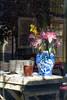 Still Life Through a Window-9736 (lornahamblin) Tags: fortworthtx birdcafe streetshooting stillife