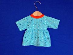 Kleid Jersey 1 (sefuer) Tags: kleid shirt hose pucksack wickeldecke tunika frühchen frühgeborene