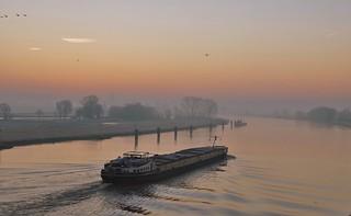 Vrieskoude morgen / Freezing cold morning 22-1-17