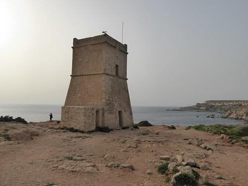 Ghajn Tuffieha Tower 170224_143