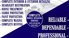 Complete Mobile Car Detailing Gainesville FL - 352-519-0110 (localbussinessreview) Tags: complete mobile car detailing gainesville fl 3525190110 httplocalservicesninjamobilecardetailinggainesvillefl we provide best for surrounding alachua county areas services interior exterior headlight restoration ozone treatment fabric protection paint waxing buffing check out our videos httpswwwyoutubecomplaylistlistpld2lzcejmyqbxqptodiuge7owtnu8h
