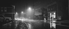 A Rainy Night on the Outskirts of Bound Brook (JimmyKastner) Tags: 10kplus 10k boundbrook newjersey unitedstates us