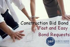 Construction Bid Bond - Fast and Easy Bond Requests (GotSuretyBonds) Tags: construction bid surety bond