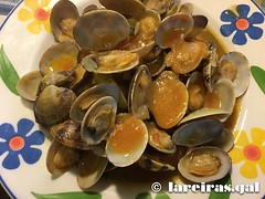 Almejas a la marinera - Ameixas á mariñeira (lareiras.gal) Tags: almejas ameixas