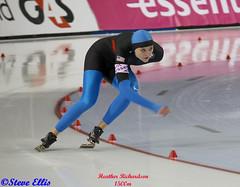 World Cup Kearns Ice Oval USA Heather Richardson 2-19-2011 (steveellis12) Tags: wordcup