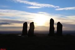 The Four Stones (davva73) Tags: birmingham birminghamuk silhouette nature landscape worcestershire uk greatbritain canon canoneos countrylife