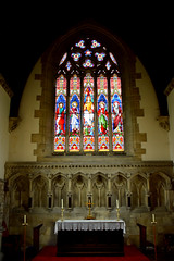 St. Peter & St. Paul's Church, Barnby Dun (Goolio60) Tags: church barnby dun yorkshire victorian gothic window stained glass reredos altar
