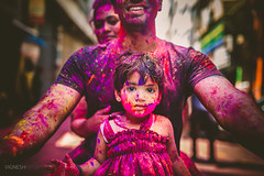 Colours and Innocence. (VigneshKrishnan) Tags: sigma sigmaindia holi chennai sowcarpet colours festival 2017 holi2017 india chennaiweekendclickers cwc canon canoneos5dmarkiii streetphotography streetlife peopleofindia people pink indianfestivals mychennai art potrait potraitofchindrens kids holiinchennai festivalofcolours celebration photography indianstreets adobe lightroom flickrexplore canonindia 5dmarkiii southindia morning incredibleindia ithappensonlyinindia f14 sigma35mmf14art