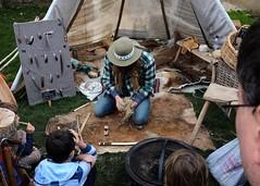mUsEuM aDvEnTuReS (Diz 2014) Tags: museum handmade crafts oxford oxfordshire pittrivers pittriversmuseum pittfest mikepeckett