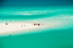 Tiny Whitehaven beach (bierre2000) Tags: