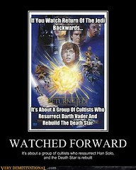 WATCHED FORWARD (Chikkenburger) Tags: posters memes demotivational cheezburger workharder memebase verydemotivational notsmarter chikkenburger