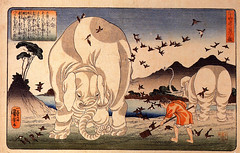 kuniyoshi_thaishun_with_elephants (Art Gallery ErgsArt) Tags: museum painting studio poster artwork gallery artgallery fineart paintings galleries virtual artists artmuseum oilpaintings pictureoftheday masterpiece artworks arthistory artexhibition oiloncanvas famousart canvaspainting galleryofart famousartists artmovement virtualgallery paintingsanddrawings bestoftheday artworkspaintings popularpainters paintingsofpaintings aboutpaintings famouspaintingartists