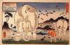 kuniyoshi thaishun with elephants