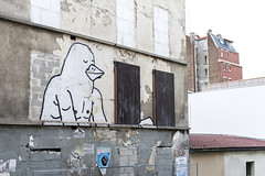 Zoo Project (Ruepestre) Tags: streetart paris france graffiti pa graffitis zooproject