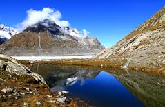 Märjelensee (ISO 69) Tags: ice schweiz switzerland suisse glacier elements svizzera gletscher eis wallis valais aletsch aletschgletscher olmenhorn märjelensee