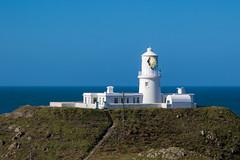Pembrokeshire Coast Path Days 11-13 (12) (ChrisJS2) Tags: pembrokeshirecoastpath strumbleheadlighthouse