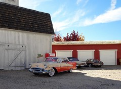 1955 Oldsmobile Super 88 Holiday Hardtop (JCarnutz) Tags: holiday 1955 super88 oldsmobile diecast 124scale danburymint