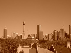 Sydney Skyline Australien