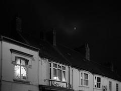 Driffield Twilight_011 (Tony McLean) Tags: monochrome blackwhite streetphotography streetscenes driffield eastyorkshire leicamonochrom leica35summiluxfle ©2015tonymclean