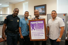 DSC00402 (U.S. Army Garrison - Miami) Tags: army coast force purple florida miami military air south families guard navy ceremony pride joe domestic walker violence marines kindness pao awareness prevention partnership doral garrison mcqueen southcom gentleness usag imcom fmwr