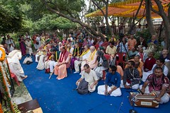 IMG_5499 (iskconmonk) Tags: festival prabhupada swami kartik prabhu brahmananda vrindavan iskcon swamiji sanyasi goshala iskconvrindavan