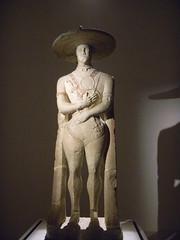 Il Guerriero di Capestrano. Museo Archeologico Nazionale Chieti (borgopineta) Tags: chieti luoghi museoarcheologiconazionale