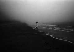 Margaret by i.wright2999 - Johnson Bayou, LA, US. along the Gulf of Mexico.  Canon Rebel Kodak Tmax 400 film.