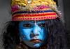 Little Vishnu ( Jean-Yves JUGUET ) Tags: camel camelfair girl eyes portrait face india hindu pilgrimage hinduism asia colorimage festival frontview photography pilgrim inde pushkar gypsy desert thardesert look beauty
