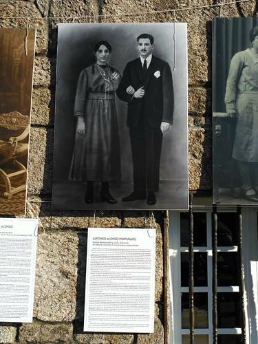 Homenaje en Arbo (Pontevedra)