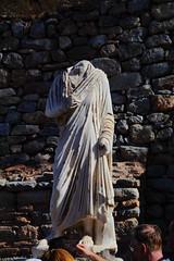 IMG_445a9 (goaniwhere) Tags: ephesus ephesusturkey turkey ancientcity historicsite history rubble ruins grandtheatre libraryofcelsus mycenean