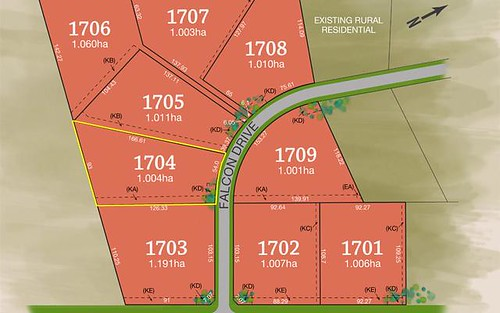 Lot 1704 Falcon Drive, Tamworth NSW 2340