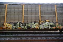 Mejor (Revise_D) Tags: mejor graffiti graff revised benching benchingsteelgiants bsgk