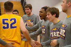 Men's Basketball 2016 - 2017 (Knox College) Tags: knoxcollege prairiefire men college basketball monmouth athletics sports indoor team basketballmen201736049