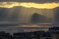 Napoli (blulucio) Tags: 60d canon eos exposure focal italia italy length lens light love luce manual nice sud napoli lucio blu sigma city alba sunrise blulucio golfodinapoli